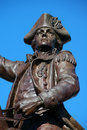 Thaddeus Kosciuszko Monument Royalty Free Stock Photo