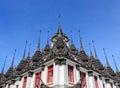 Thai Architecture, The Metal C...