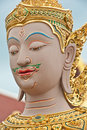 Thai art god statue Royalty Free Stock Photography