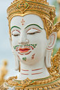 Thai art god statue Stock Photos