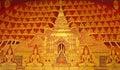 Thai Art Wall Painting