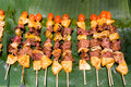 Thai barbecue Royalty Free Stock Images