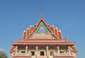 Thai buddhist temple monastery photograph from asokaram in samutprakarn province thailand Stock Photography