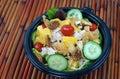 Thai Chicken Salad Royalty Free Stock Photo