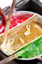 Thai Colorful Sweetmeat Royalty Free Stock Photos
