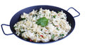 Thai Crab Risotto Stock Image