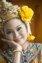 Thai Cultural Show Royalty Free Stock Photo