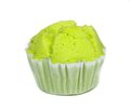 Thai  cup cake. Stock Photos