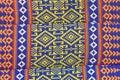 Thai Esan traditional pillows Stock Photography