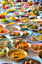 Thai food is a popular Royalty Free Stock Images