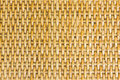 Thai handcraft of bamboo weave pattern for background use Stock Photos