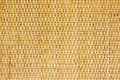 Thai handcraft of bamboo weave pattern for background use Royalty Free Stock Images