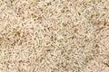 Thai jasmine GA BA rice texture. Stock Image
