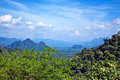Thai landscape Royalty Free Stock Images