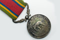 Thai medal of honor Royalty Free Stock Photo