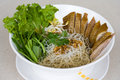 Thai noodle Royalty Free Stock Image
