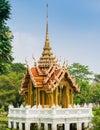 Thai pavilion in Suanluang RAMA IX public park