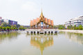Thai pavilion thailand beautiful antique for all people Stock Photo