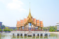 Thai pavilion thailand beautiful antique for all people Stock Image