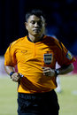 Thai Premier League Referee Chaiya Maha Prab Royalty Free Stock Image