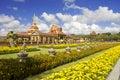 Thai Royal Crematorium in Bangkok, Thailand Stock Image