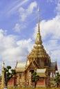 Thai Royal Crematorium in Bangkok, Thailand Royalty Free Stock Photo