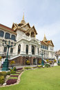 Thai royal palace in bangkok Stock Images