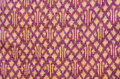 Thai silk art pattern abstacktraditional Stock Photos