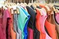 Thai silk clothes