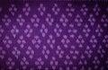 Thai Silk pattern Royalty Free Stock Photography