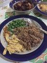 Thai speacial food