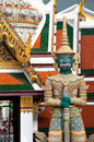 Thai Statue Royalty Free Stock Images