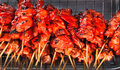 Thai street food Royalty Free Stock Images