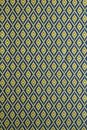Thai style fabric pattern Royalty Free Stock Photo