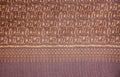 Thai style fabric