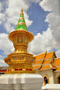 Thai temple Stock Photography