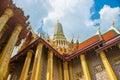 Thai temple of the Emerald Buddha