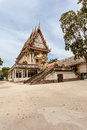 Thai temple in thailand you find an old Royalty Free Stock Photo