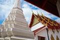 The Thai temple