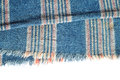 Thai textile pattern. Royalty Free Stock Photo