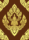 Thai traditional art seamless.