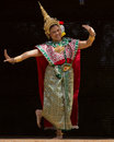 Thai Traditional Dance Royalty Free Stock Image