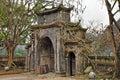 Thai vi temple vietnam ninh binh Stock Images