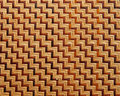 Thai weave pattern. Stock Images