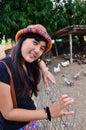 Thai Women Portrait At Locatio...