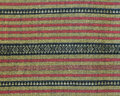 Thai woven fabric pattern background Stock Photo