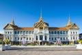 Thail Royal Grand palace in Bangkok Royalty Free Stock Photo