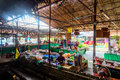 Thailand antique market Royalty Free Stock Photo
