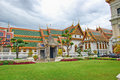 Thailand Bangkok The Grand Palace Royalty Free Stock Photo