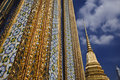 Thailand, Bangkok, Imperial city Royalty Free Stock Photo